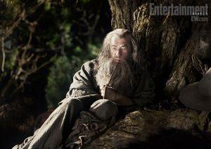 Un viejoven Gandalf el Gris