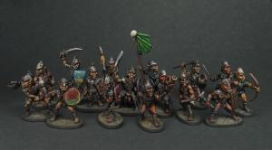 Grupo de Goblins, de GRENADIER.