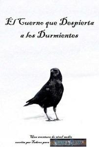 """Portada de """"El Cuerno que Despierta a los Durmientes""""."""