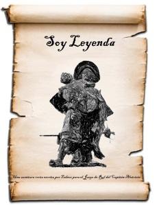 """Portada de """"Soy Leyenda""""."""