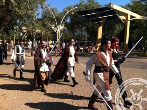 Prohibidos!! Jedis prohibidos!! (paseando por la Alameda...)