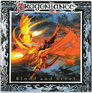 DragonLance - Blood and Steel