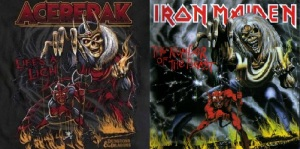 ¿Iron & Dungeons, o Maidens & Dragons?