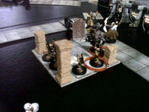 Hemos añadido algunos elementos del kit de DungeonSpain.