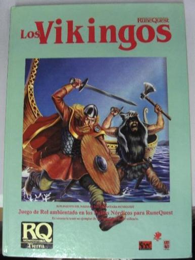 Vikingos del Ayer