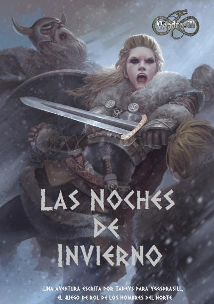 La portada de la aventura.