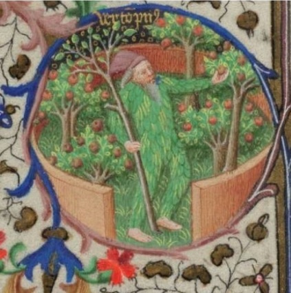 Emrys, el Druida Verde